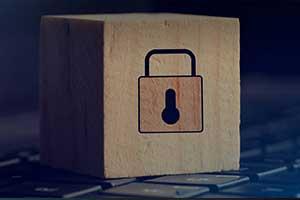 secure lock box