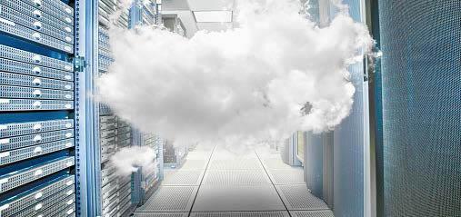 cloud in data center