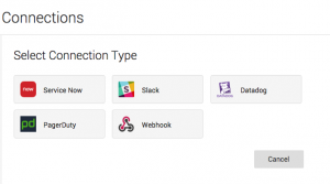 Webhook Connections