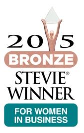 Stevie Award 2015