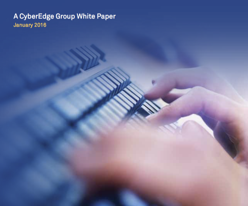 CyberEdge Group White Paper