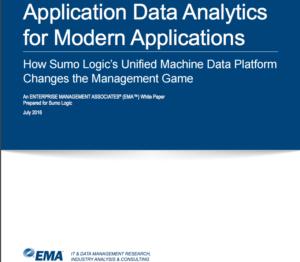 EMA App Data Analytics Whitepaper