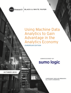 Machine Data Analytics Europe