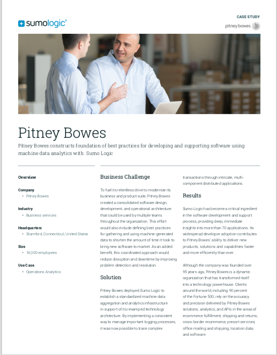 pitney bowes technical support