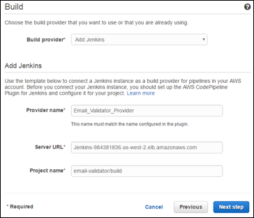Configure the Pipeline to Build the Project with Jenkins Job