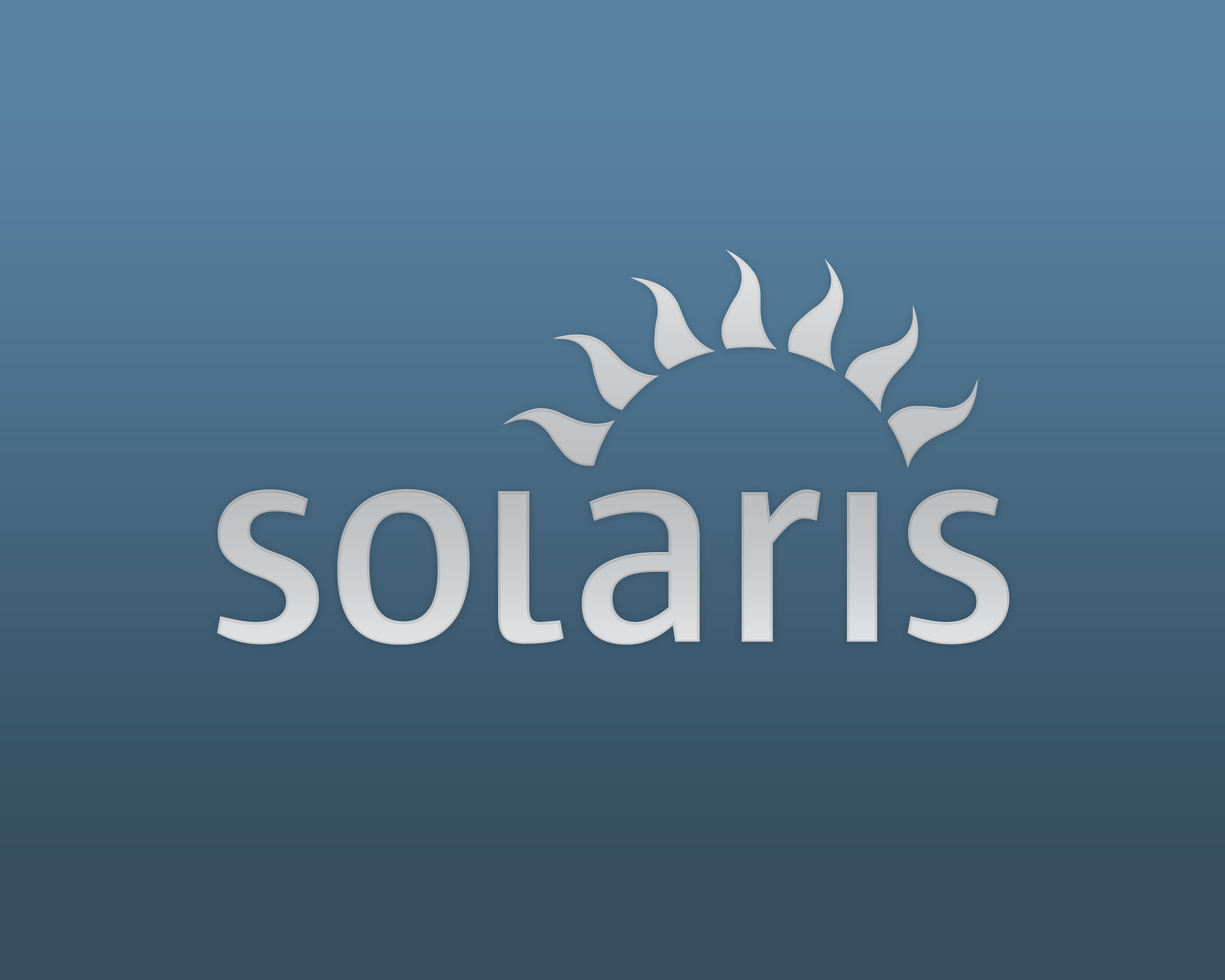 Solaris containers.